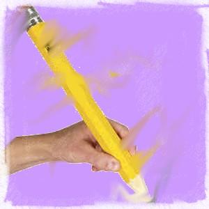 Το κουζουλό μολύβι